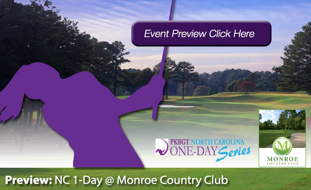 Preview: NC One-Day at Monroe Country Club