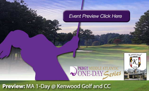 Preview: MA One-Day Series at Kenwood Golf and CC