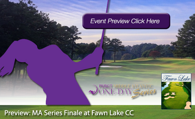 Preview: Middle Atlantic Series Finale at Fawn Lake CC