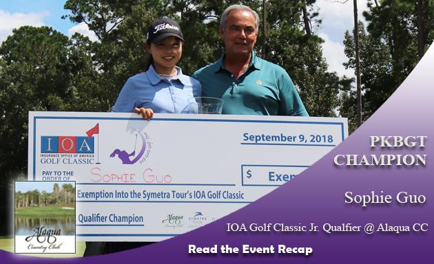 Recap: PKBGT IOA Golf Classic Jr. Qualifier