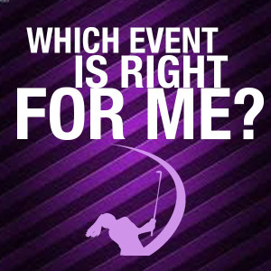 Which Event is Right For Me