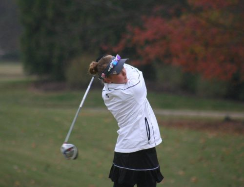 12-Year-Old Bailey Shoemaker Holds Her Ground in Last Week's Invitational