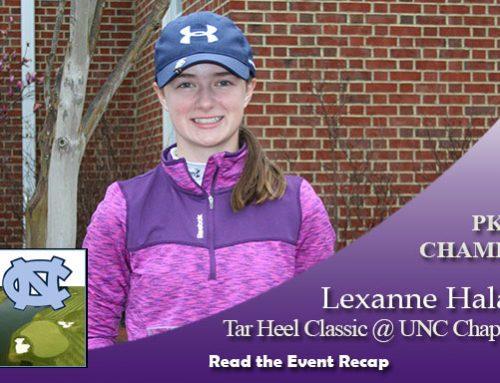 Recap: Halama, Lewis, Shin Win Tar Heel Classic at UNC Chapel Hill Finley GC