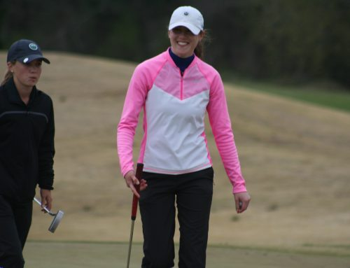 Kayla Smith Set to Compete at the Symetra Tour's Self Regional Healthcare Women's Health Classic This Weekend