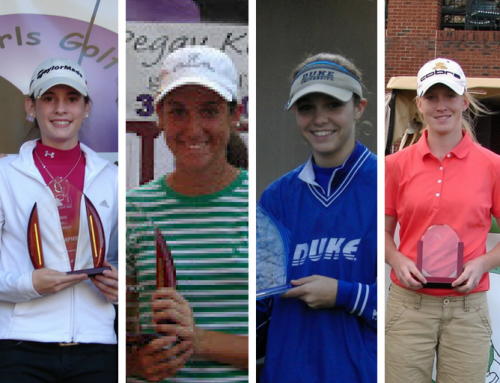 PKBGT Members, Past and Present, Tee it Up This Weekend on the Symetra and LPGA Tours