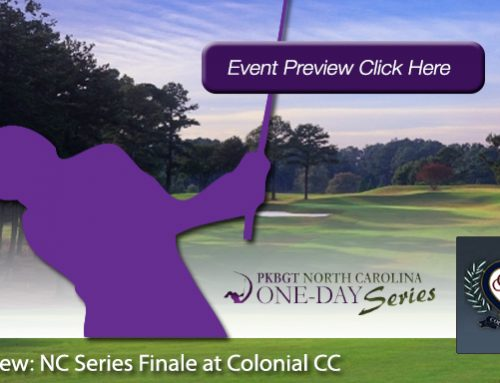Preview: North Carolina Series Finale at Colonial CC