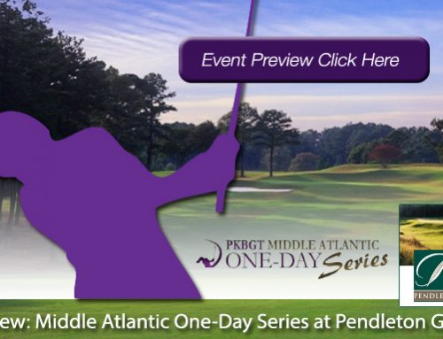 Preview: Middle Atlantic One-Day Series at Pendleton Golf Club