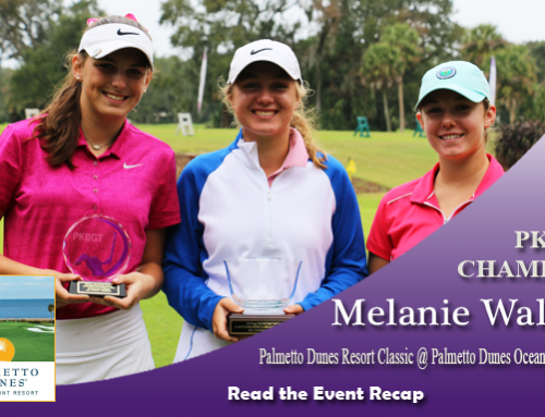 Recap: Palmetto Dunes Resort Classic @ Palmetto Dunes Oceanfront Resort