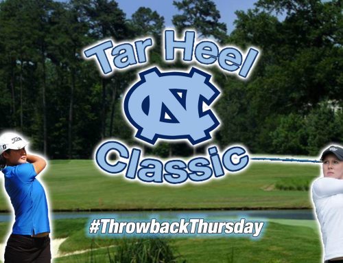 #ThrowbackThursday: The Tar Heel Classic Ten Year Challenge
