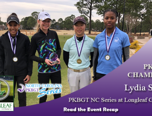 Recap: PKBGT North Carolina Series at Longleaf Golf and Family Club