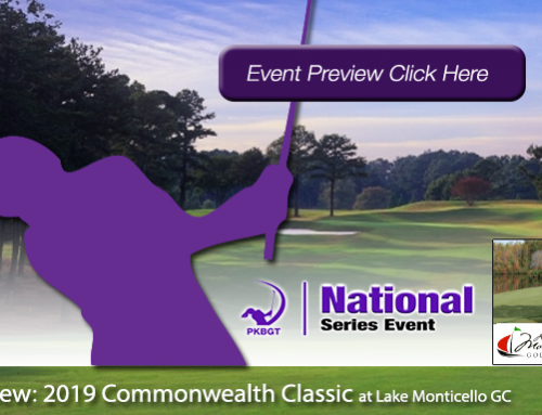 Preview: 2019 Commonwealth Classic at Lake Monticello GC
