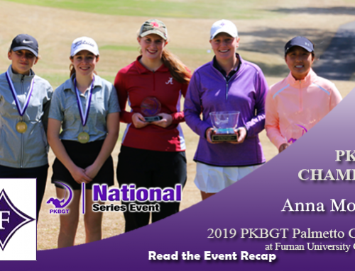 Recap: 2019 PKBGT Palmetto Classic at Furman University GC