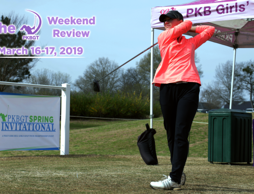 The PKBGT Weekend Review: March 16-17, 2019