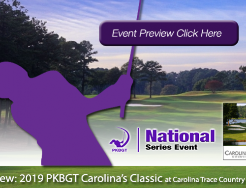 Preview: 2019 PKBGT Carolina's Classic at Carolina Trace Country Club