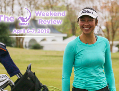 The PKBGT Weekend Review: April 6-7, 2019