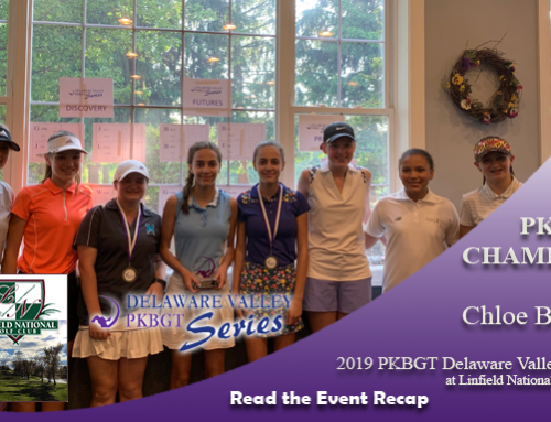 Recap: PKBGT Delaware Valley Series at Linfield National Golf Club