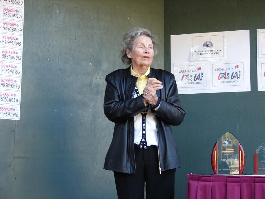 Peggy Kirk Bell