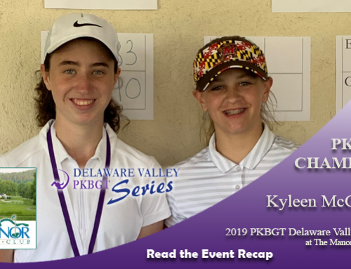 Recap: 2019 PKBGT Delaware Valley Series at The Manor Golf Club