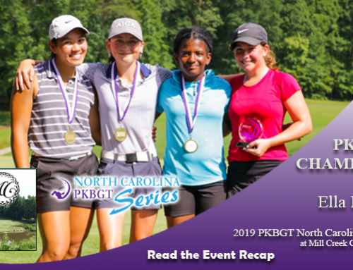 Recap: 2019 PKBGT North Carolina Series at Mill Creek Golf Course