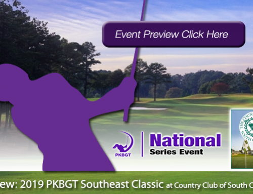 Preview: 2019 PKBGT Southeast Classic at Country Club of South Carolina