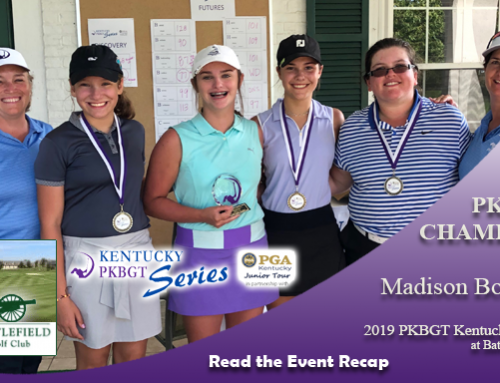 Recap: 2019 PKBGT Kentucky Series at Battlefield GC