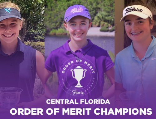 2019 PKBGT Central Florida Series Order of Merit Champions presented by Storie Apparel