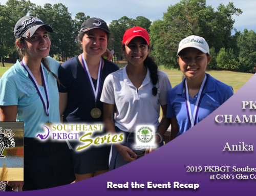 Recap: 2019 PKBGT Southeast Series at Cobb's Glen Country Club