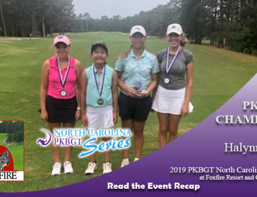 Recap: 2019 PKBGT North Carolina Series at Foxfire Resort & Golf (Grey)
