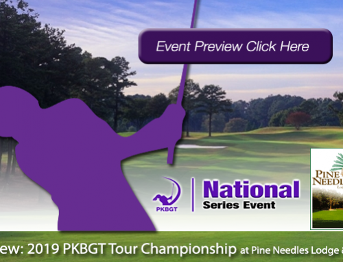 Preview: 2019 PKBGT Tour Championship at Pine Needles Lodge