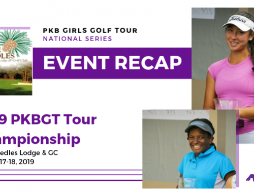 Recap: 2019 PKBGT Tour Championship at Pine Needles Lodge and GC
