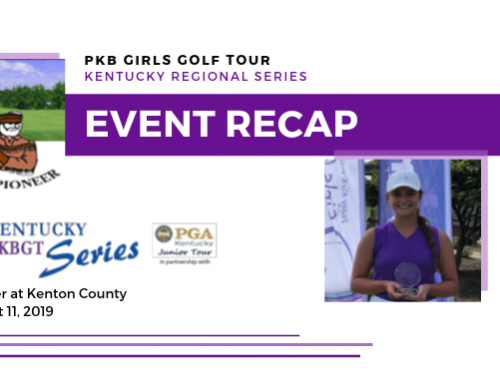 Recap: 2019 PKBGT Kentucky Regional Series at Pioneer at Kenton County