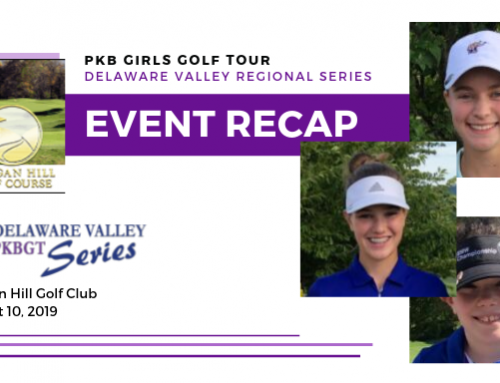 Recap: 2019 PKBGT Delaware Valley Series at Morgan Hill GC