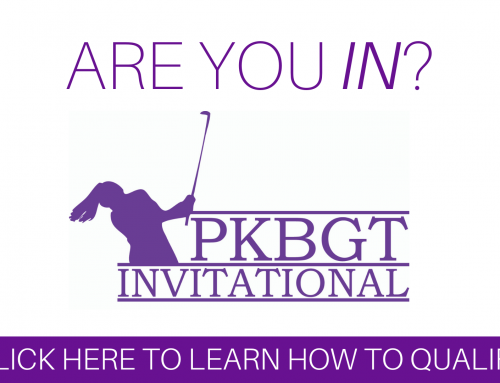 How to Qualify: 2019 PKBGT Invitational