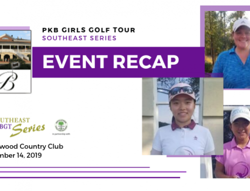 Recap: 2019 PKBGT Southeast Series at Blythewood Country Club