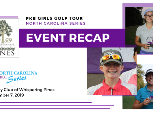 Recap: North Carolina One-Day Series at CC of Whispering Pines