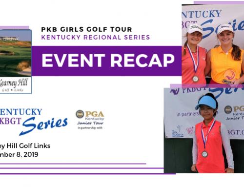 Recap: 2019 PKBGT Kentucky Regional Series at Kearney Hill Golf Links