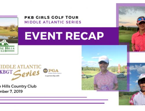 Recap: 2019 PKBGT Middle Atlantic Series at Greene Hills CC