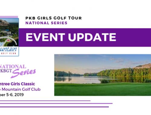 Update: 2019 PKBGT Peachtree Girls Classic
