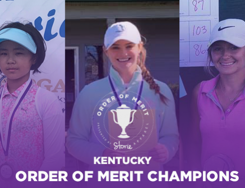 2019 Kentucky Series Order of Merit Champions