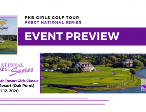 Preview: Kiawah Resort Girls Classic @ Oak Point