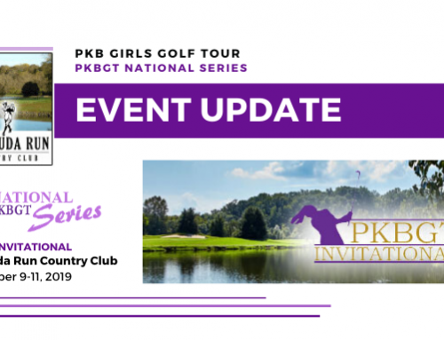 Update: Round 1 PKBGT Invitational at Bermuda Run CC