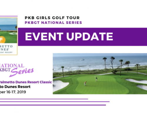 Update: Palmetto Dunes Resort Classic