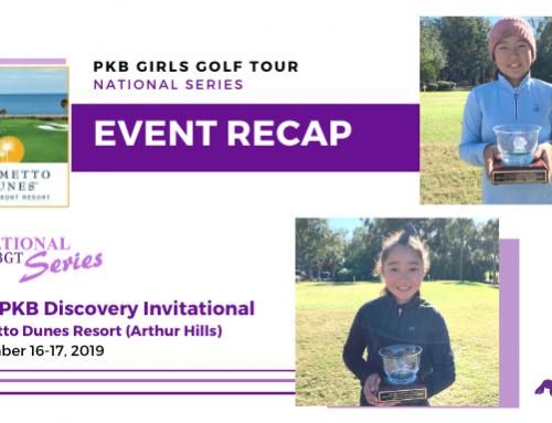 Recap: 2019 PKBGT Discovery Invitational