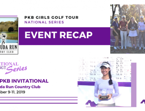 Recap: 2019 PKB Invitational at Bermuda Run Country Club