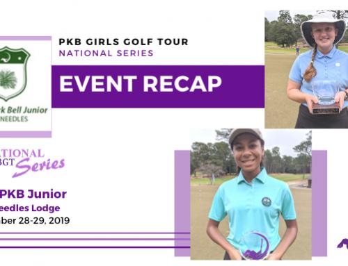 Event Recap: PKB Junior at Pine Needles