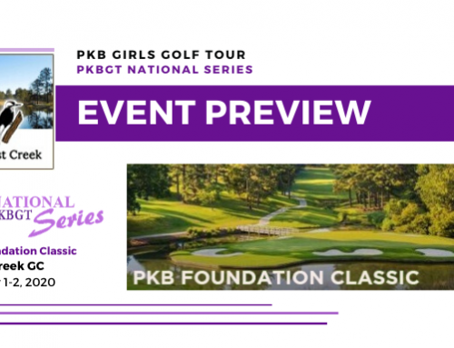 Preview: Peggy Kirk Bell Foundation Classic at Forest Creek CC