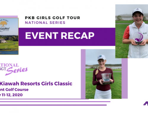 Recap: Kiawah Resorts Girls Classic (Oak Point Golf Course)