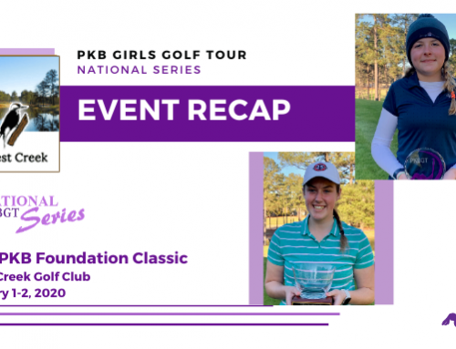Recap: Peggy Kirk Bell Foundation Classic at Forest Creek Golf Club