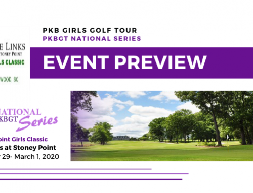 Preview: The Stoney Point Girls Classic at the Links at Stoney Point