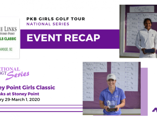 Recap: Stoney Point Girls Classic at The Links at Stoney Point